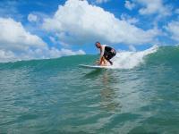 Windy Sun Surf School - фото с воды 2
