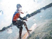 Windy Sun Surf School - фото с воды 17