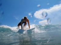 Windy Sun Surf School - фото с воды 20